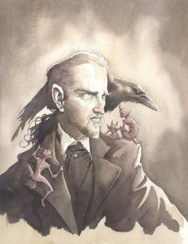 The Magician 2013 by GrisGrimly