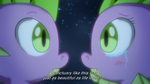 Sanctuary (MLP Anime Screenshot) by ChiptuneBrony