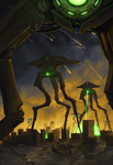 War of the worlds by corndoggy