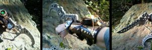BioShock Inspired Arm Attachment by Skinz-N-Hydez