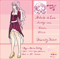 MC:: Adelaide de Lune by Analiss