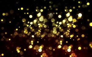 Gold Bokeh / Chaairi Stock by CHhaairigfx