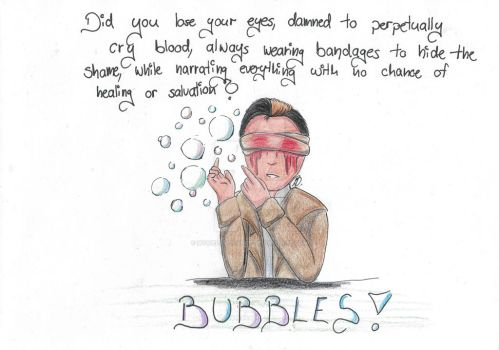 BUBBLES! by MyrielLachance