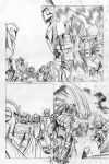 Transformers - Combiner Wars#5 - page 10 pencils by MarcFerreira
