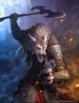 The Wrath of King Greymane by ijul