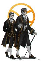 Kingsman: 30 Days OTP Challenge - Day 28 by maXKennedy