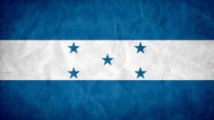 Honduras Grunge Flag by SyNDiKaTa-NP