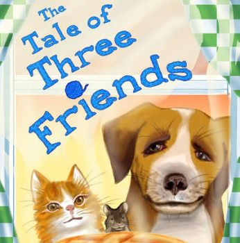 The Tale of Three Friends Cover by WorldofWimh