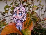 Within the colorful leaves by MidnightsBloom