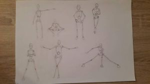 stick pose practice by Itygirl