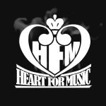 Heart for Music Logo #2 by JezArtz