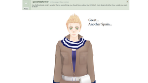 Ask-MMD-Netherlands: Question 52 by Ask-MMD-Netherlands