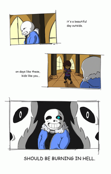 Bad Time by Ssikaijeo