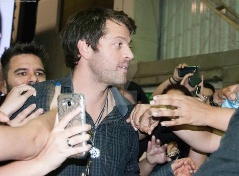 MISHA COLLINS by Sibiarmed