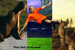 Play Only in Ground by guruakki