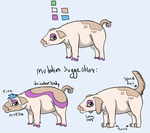 Ovipets suggestion - pigs by Pinkstar14