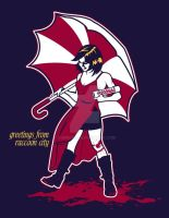 Welcome to Raccoon City by Corrose