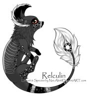 Relculin 8  by DarkRa-t