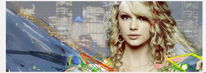 Taylor Swift by ai3rocks57