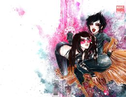 x23 x jubilee :: this is our beautiful mess. by retromortis