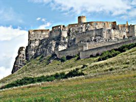 spis castle by yvasss