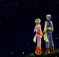 Summer Night - FF6 by sdmeimi