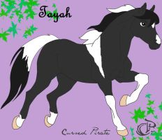 Tayah Ref. by BrindleTail
