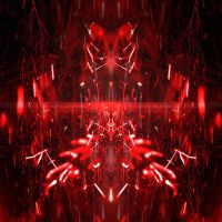 Demonic Abstract by lilsnipeyxgfx