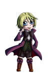 :Chibi: Alois Trancy by Sofua