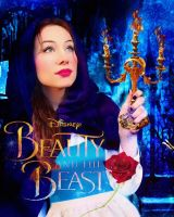 Beauty and the Beast 2017 by Sarina Rose by Sarina-Rose