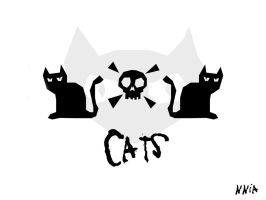 Cats by nnia