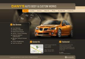 Autobody Custom Work by artistsanju
