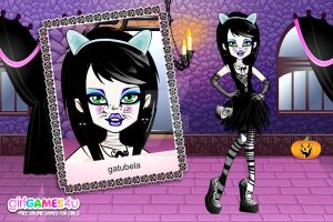 Exquisite-halloween-makeover-gatubela by harleyquinnxguason