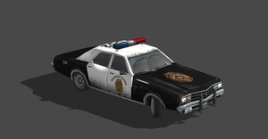 POLICE CAR by Oo-FiL-oO