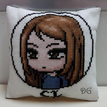 CL embroidery (2ne1) by didi-gemini