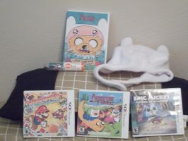 My Christmas 2012 gifts by rabbidlover01