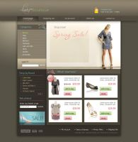 Online Boutique v2 by divertedworks