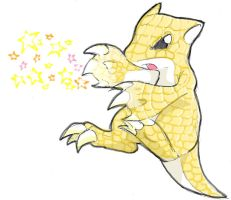 Sandshrew Using Swift by raizy