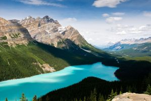 Peyto Lake by LarryRaisch