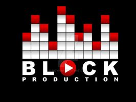 Block Productions - Logotype by Sidyk