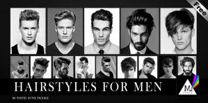 Hairstyles For Men by Mayksom
