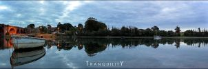 Tranquility by mrk