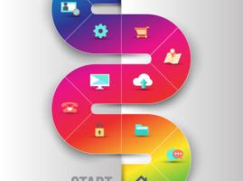 The-layout-of-the-chart-design-vector by vectorbackgrounds