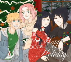Happy Holidays by 1090506