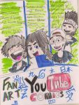 Whyt Manga Mini Contest 2014 by DieneckProject