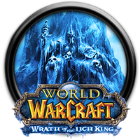 Icon World of Warcraft - Wrath of the Lich King by Alexielios