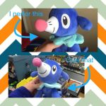 I found a TOMY Popplio at Gamestop, but by Pikafan09