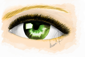 Eye by 4NasTyA4