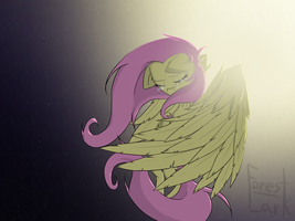 Under the light of the midnight sun by Forest-Lark
