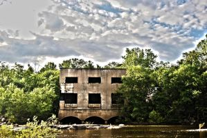 Hydroelectric Power Plant by dementeddiva23